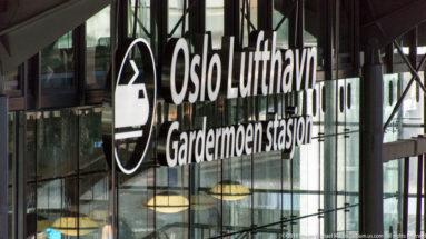 Oslo Lufthavn (Airport) by Steven Michael Martin