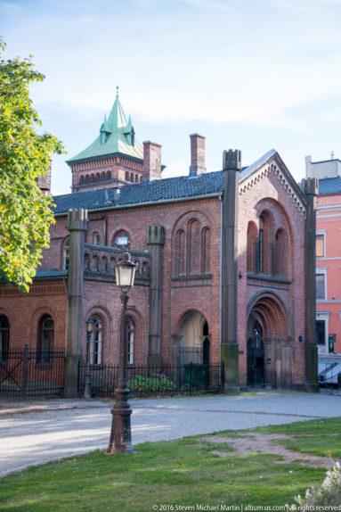 Brannvakten, Oslo's first fire station by Steven Michael Martin