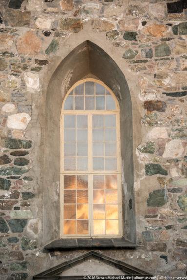 Var Frue Kirke in Trondheim by Steven Michael Martin