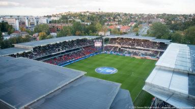 lerkendal stadion (stadium) by Steven Michael MaRTIN