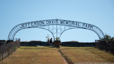 Jefferson Davis Memorial Park by Steven Michael Martin at album.us.com
