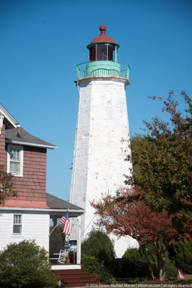The Old Point Comfort Light at Fort Monroe, built in 1802 by Steven Michael Martin at album.us.com