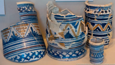 Pottery from Historic Jamestown by Steven Michael Martin at album.us.com