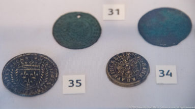Coins from Historic Jamestown by Steven Michael Martin at album.us.com