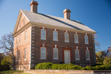 Nelson House, circa 1730 Historic Yorktown by Steven Michael Martin at album.us.com