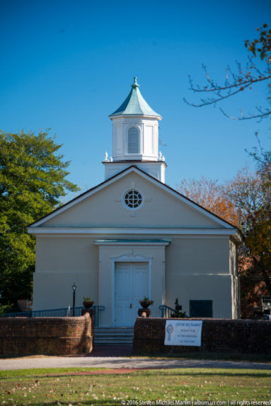 Grace Church in Yorktown VA by Steven Michael Martin at album.us.com