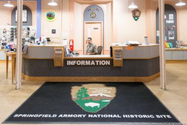 Springfield Armory Information Desk