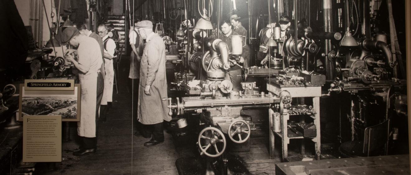 Springfield Armory historic photo