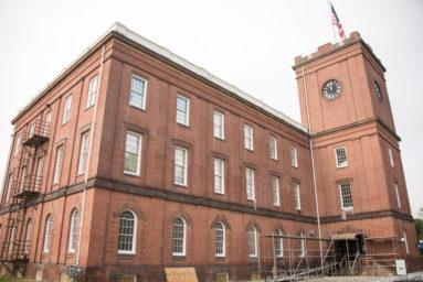 Springfield Armory building