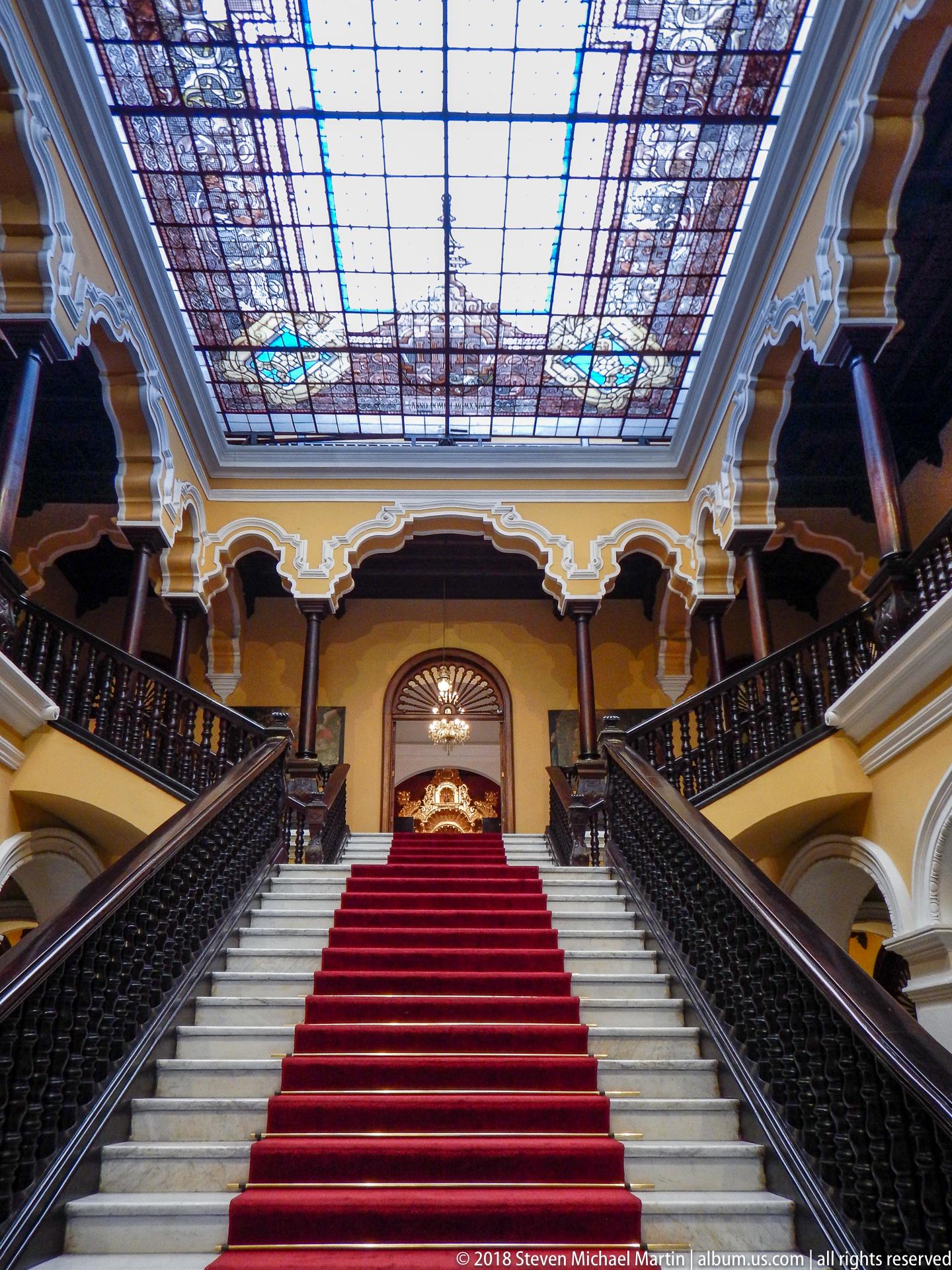 SMartin_2018 Peru Lima Arch Bishops Palace (30 of 65)