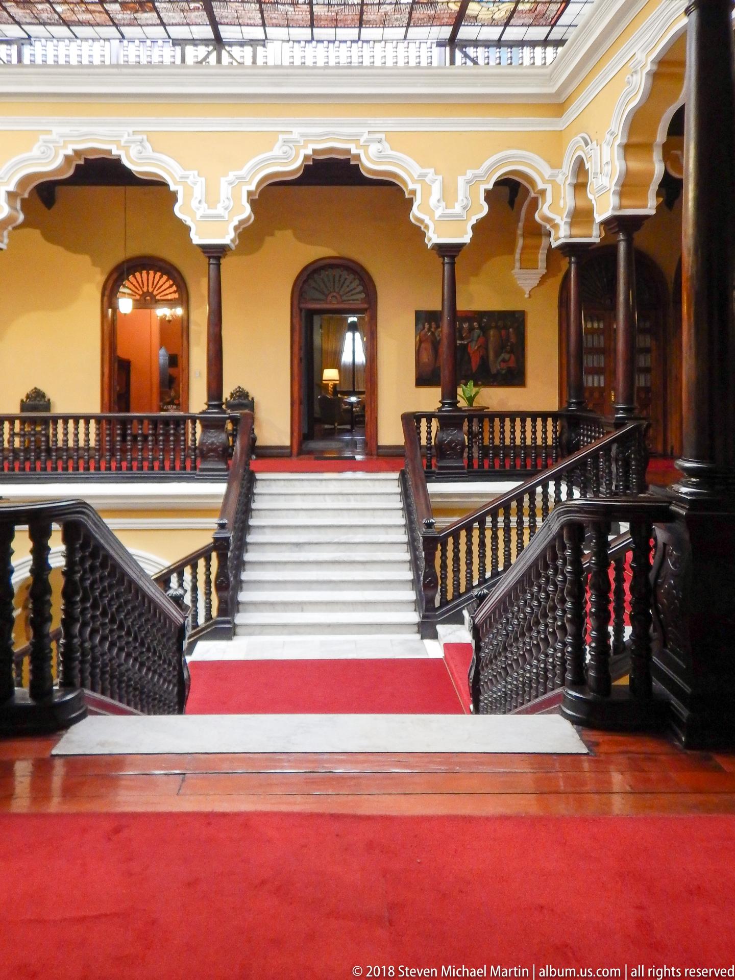 SMartin_2018 Peru Lima Arch Bishops Palace (47 of 65)